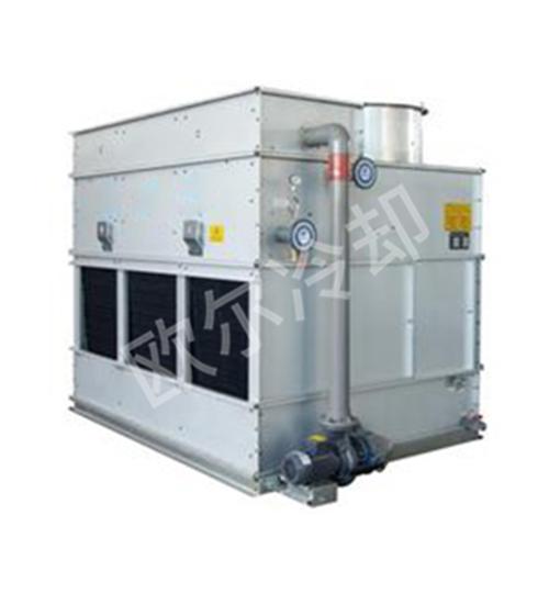 混合流式闭式冷却塔